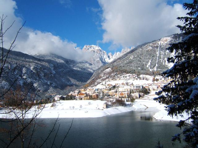jezero Molveno - Paganella