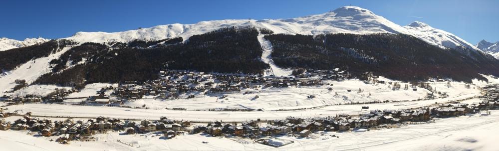 Livigno - na horách je krásně