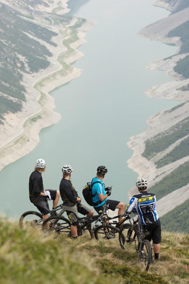 Cyklistika v Livignu