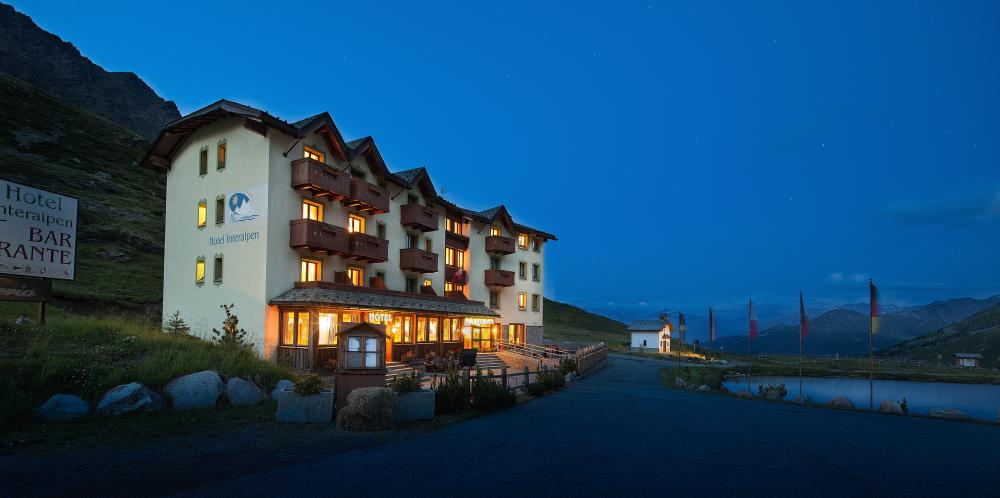 Hotel Interalpen - Livigno