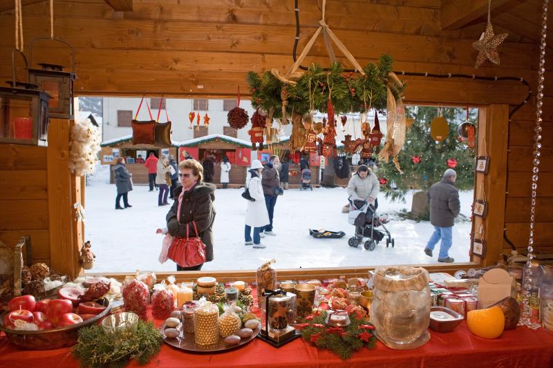 Vánoce v Livignu
