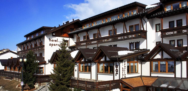 Hotel Sporting Passo Tonale