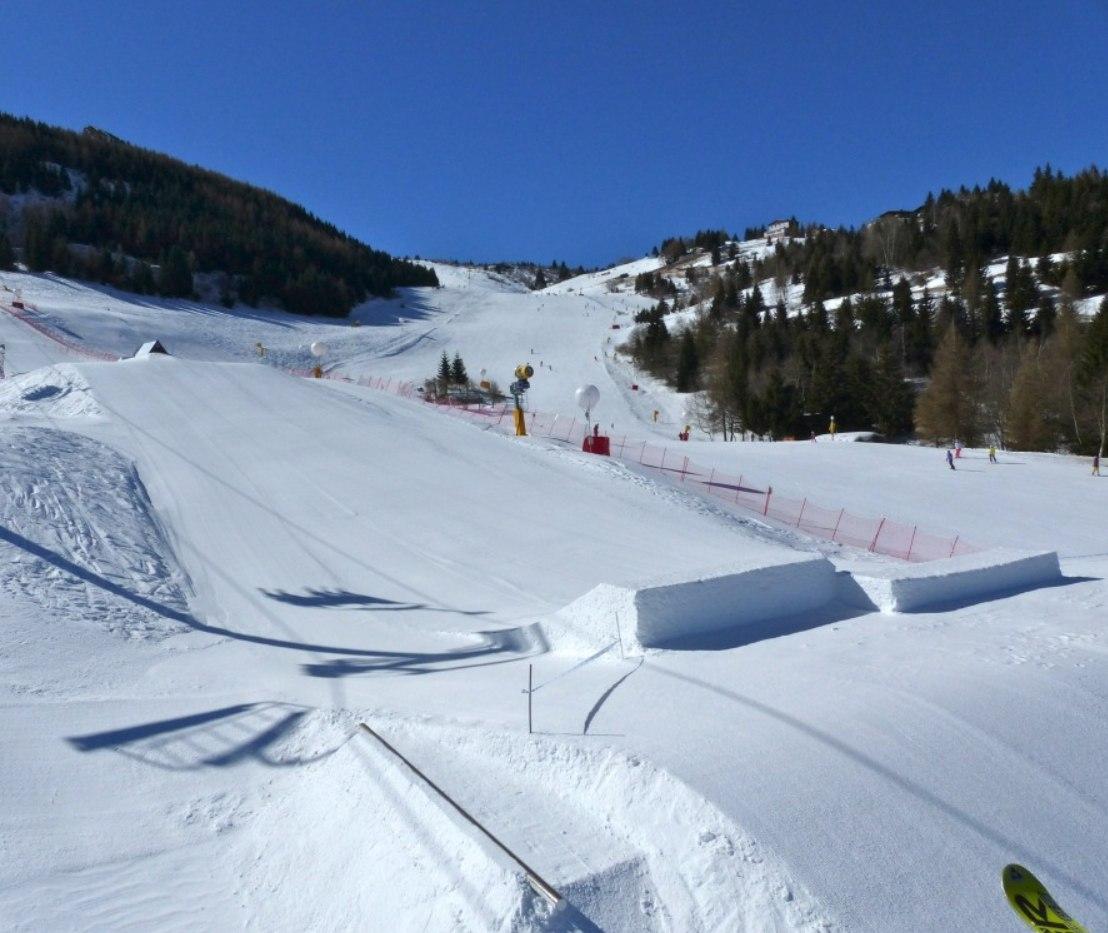 Silvestr na horách - Monte Bondone